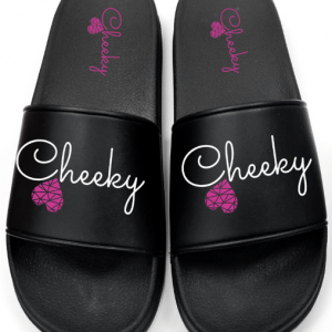 Cheeky Slippers slides cheeky recovery