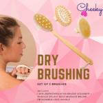 Dry Brushing Set Box Cheeky Recovery