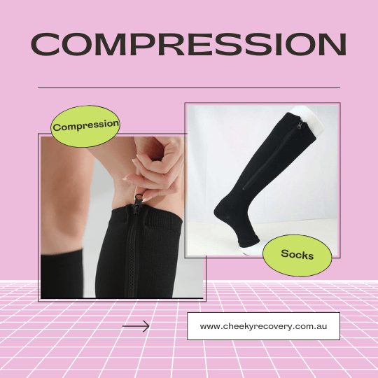 compression socks cheeky recovery