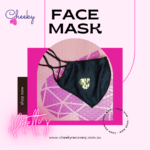 Face mask, buy online today at Cheeky Recovery