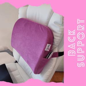 Post Operative Back Foam Pillow Support